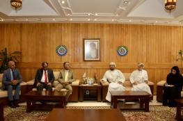 الجابري واليوسف يبحثان مع وفد مجلس الشيوخ الباكستاني آفاق التعاون التجاري والاستثماري