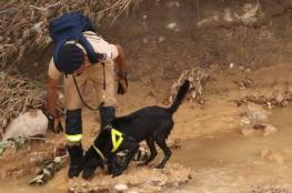 تواصل عمليات البحث عن المفقودين جراء الأمطار بوادي بني خالد