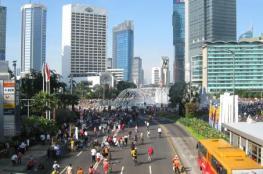 قرار بنقل العاصمة الإندونيسية جاكرتا