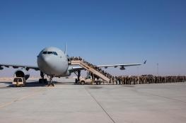 """القوات البريطانية تواصل مغادرة السلطنة بعد مشاركتها في """"السيف السريع 3"""""""