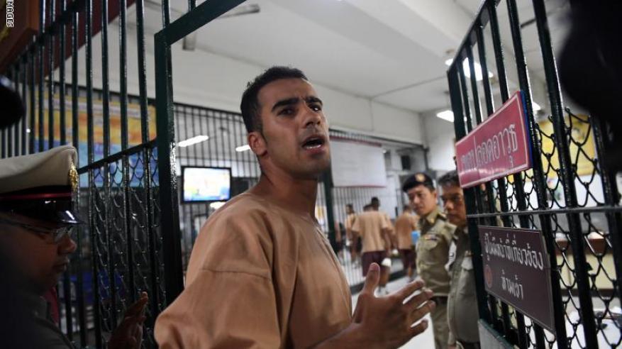 البحرين ترد .. هذه قصة اللاعب المعتقل في تايلاند