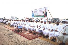 مسيرات ولاء وعرفان لجلالة السلطان مع تواصل الاحتفالات بالعيد الوطني الـ49 المجيد
