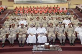 جلالة القائد الأعلى للقوات المسلحة يوجه بتكريم فرق الرماية.. وبدر بن سعود يشيد بالمكرمة السامية