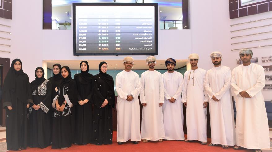 """""""سوق المال"""" تبتعث طلاب المالية والمحاسبة للتدريب في هيئات عربية"""