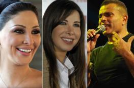 قائمة أكثر نجوم العرب متابعة على مواقع التواصل
