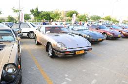 """مجموعة فريدة من السيارات الكلاسيكية في """"نيسان القرم"""""""