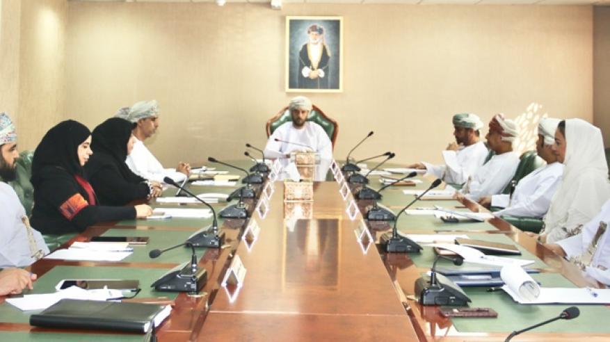 من اجتماعات اللجنة