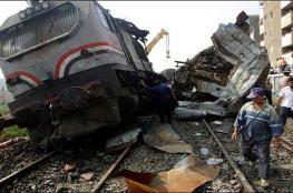 قتلى وجرحى في حادث قطار جديد بمصر