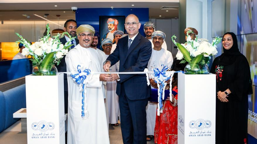 Flagship Branch Opens in Al Khuwair (1)