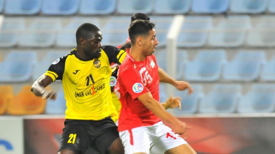 السويق يبلغ كأس الاتحاد الآسيوي لكرة القدم