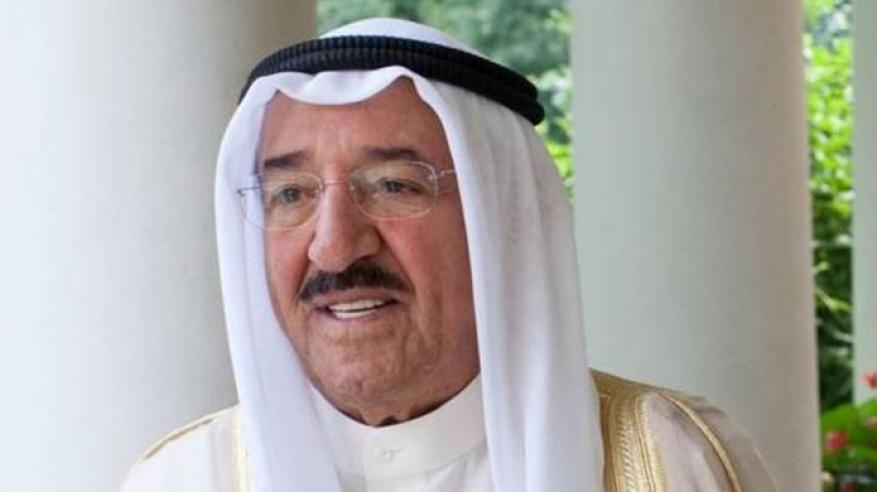 أمير الكويت يغادر قطر