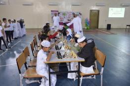 انطلاق النسخة الثانية من مهرجان الشطرنج المدرسي بالبريمي