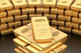 الذهب ينخفض لأقل مستوى في 4 أشهر