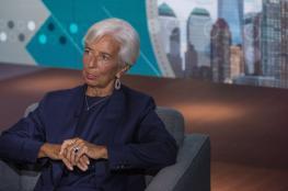لاجارد: ترددتُ في قبول ترشيحي لرئاسة البنك المركزي الأوروبي