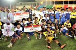 شعب ظفار يتوج بلقب بطولة النخبة الأهلية الأولى لكرة القدم بصلالة