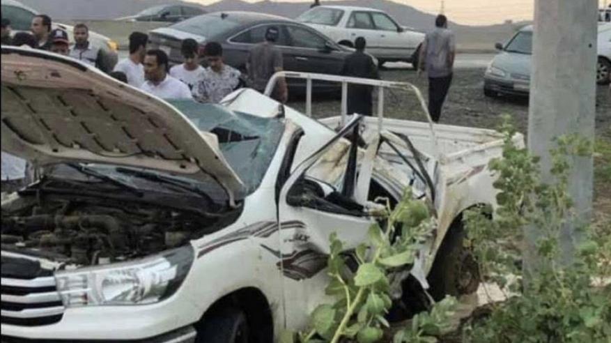 سعودي يلقى حتفه في نفس مكان وفاة والده منذ 14 عاما