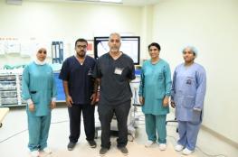 إنجاز طبي جديد للمستشفى السلطاني