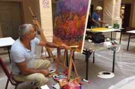 15 فنانا تشكيليا يشاركون في ملتقى بيت الزبير.. السبت