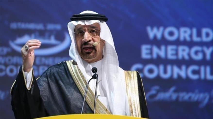 وزير الطاقة السعودي: المملكة في أزمة