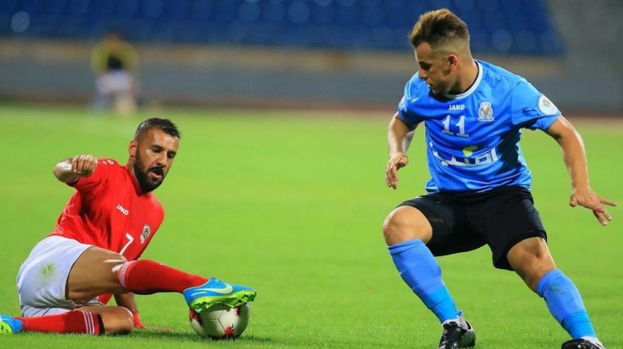 توقيع أكبر عقوبة في تاريخ كرة القدم الأردنية