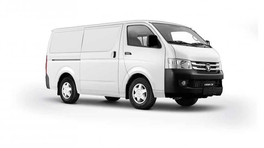 CS Cargo Van