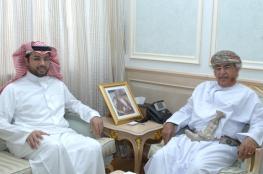 """السعيدي يناقش الشراء الموحد للأدوية مع مدير """"مجلس الصحة الخليجي"""""""
