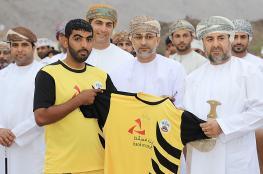 بنك مسقط  يحتفل بافتتاح ملعب الهلال الجديد بولاية الرستاق