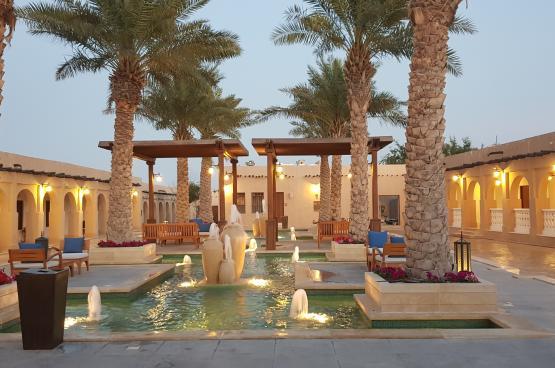 فنادق ومنتجعات تيفولي..تجمع الفخامة العصرية بين الحداثة والأصالة في قلب العاصمة القطرية
