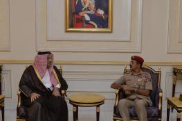 نائب رئيس وزراء قطر يبدأ زيارة للسلطنة