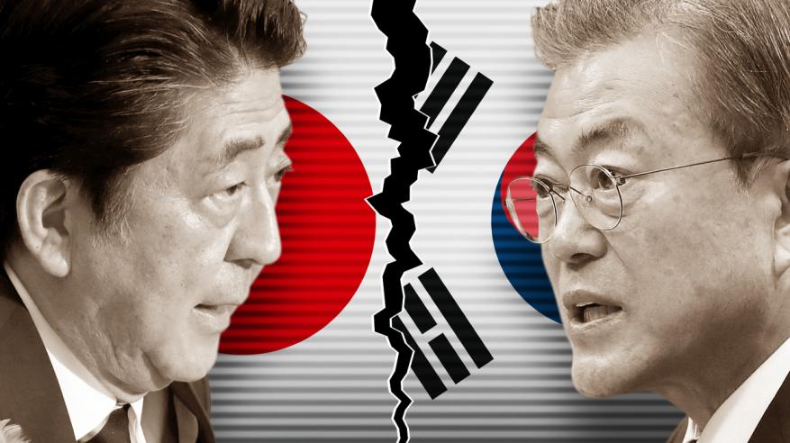 """""""فورين بوليسي"""": اليابان تُشعل حربا تجارية في شرق آسيا"""
