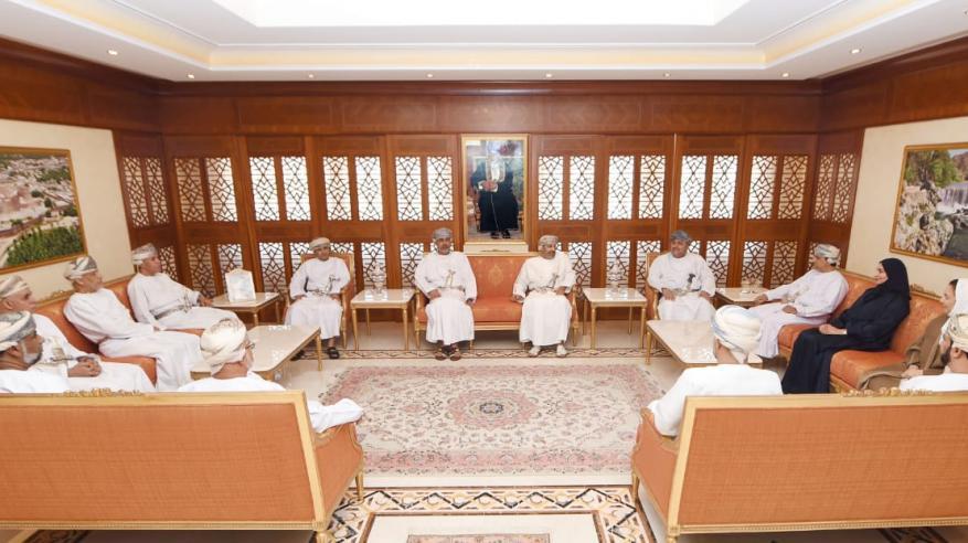 لقاء وزير الداخلية باللجنة الرئيسية للانتخابات