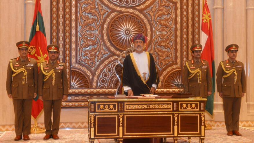 جلالة السلطان يتلقى برقيات التعازي من رئيس الوزراء اليمني ورئيسة وزراء بنجلاديش ورئيس وزراء سريلانكا