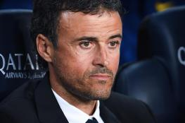 إنريكي يعود لتدريب إسبانيا بعد وفاة ابنته