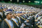 جامعة السلطان قابوس تحتفل بتخريج الدفعة الثلاثين من طلابها
