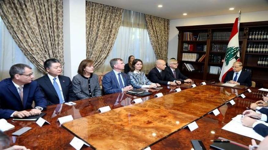 الرئيس اللبناني يمهل السعودية أسبوعا لمعرفة مصير الحريري