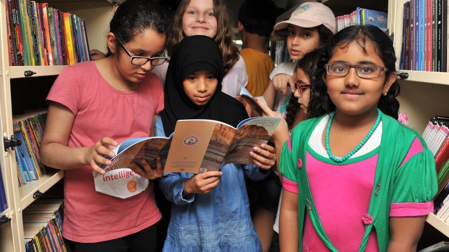 مكتبة السندباد تبدأ جولة في جنوب الشرقية .. اليوم