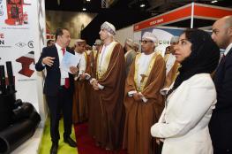"""استعراض 60 ورقة عمل تخصصية ضمن أعمال مؤتمر """"عمان للطاقة والمياه"""""""
