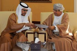 """الحسني يتسلم دعوة لحضور احتفال """"عاصمة الإعلام العربي"""" بالرياض"""
