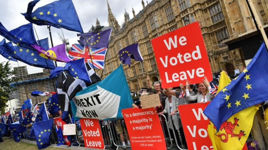 """""""فايننشال تايمز"""": المرونة الاقتصادية في بريطانيا تواجه اختبار """"بريكست"""""""