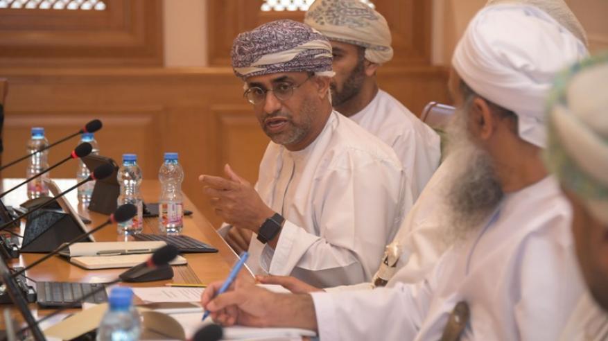 لجنة التربية والتعليم والبحث العلمي تستقبل مختصين من مجلس البحث العلمي 2