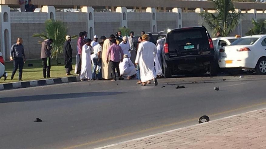 وفاة مواطنتين في حادث مروري مروع بصلالة