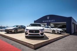 """""""مازيراتي"""".. سيارة رسمية في مهرجان كان لليخوت"""