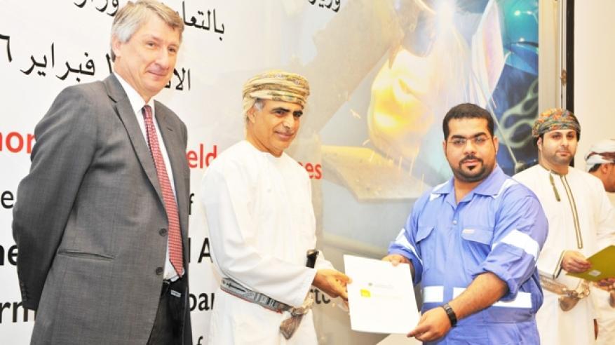 """""""تنمية نفط عمان"""" تدشن جوائز القيمة المحلية المضافة"""