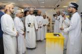 انطلاق فعاليات ملتقى الهندسة الكيميائية في جامعة السلطان قابوس