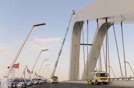 إماراتي يحاول الانتحار من أعلى جسر الشيخ زايد والشرطة تتدخل