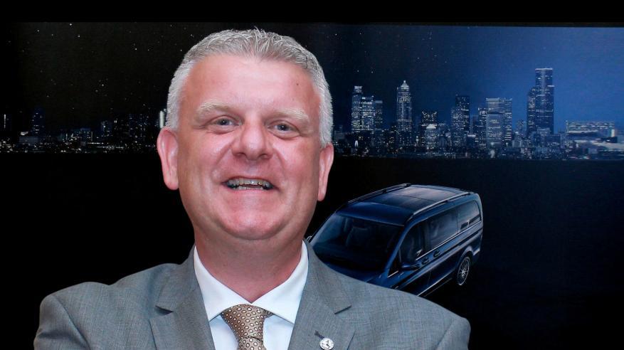 """مدير جديد لـ""""المركبات التجارية"""" في """"مرسيدس بنز عمان"""""""