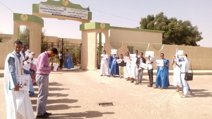 رسوب جميع طلاب كلية القانون بجامعة عربية