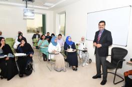 بدء حلقة الاستخدام الآمن للأشعة المقطعية بالمستشفى السلطاني