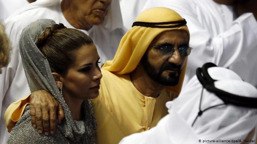 مثول زوجة حاكم دبي أمام المحكمة العليا بلندن