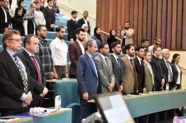حلقات عمل ومشاريع طلابية في اليوم العماني المفتوح بجامعة نيوكاسل